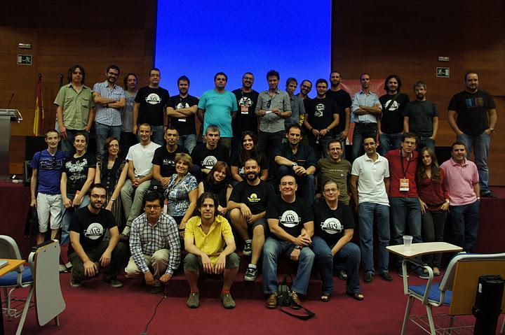 Los que quedábamos al final de #WordCampSev