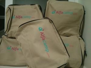 Bolsa Alfacamp